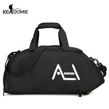 Gym Bag Men Sport Bag Fitness Handbag for Women Yoga Mat Large Capacity