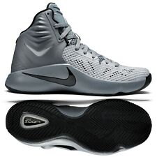 the best attitude 08aca 4fd88 Nike Zoom Hyperfuse 2014 Wolf Grey Black Grey 684591-002 Men s Basketball  Shoes