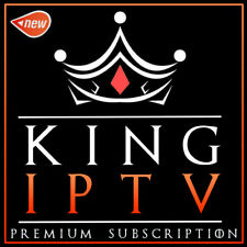 KING IPTV Box Subscription Premium Global Channels Arabic AUS USA Indian EU Asia