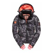Veste De Ski Superdry Snow Shadow Down Jacket Snow Spray