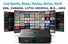 12 MONTHS IPTV PREMIUM SUBSCRIPTION 6,000 LIVE CHANNELS
