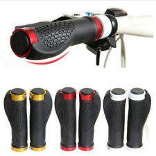 1 Pair Grips Handle Handlebar Mountain Anti-slip MTB Cycling Bicycle Rubber Bike