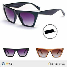 Cat Eye Womens Eyeglasses Tinted Lens Nikita Retro Vintage Fashion Sunglasses