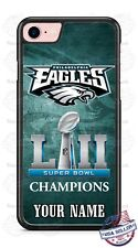 Philadelphia Eagles NFL Football Custom Phone Case Cover For iPhone Samsung Name