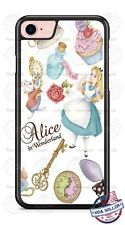 Disney Alice in Wonderland Customized Phone Case For iPhone Samsung Google LG
