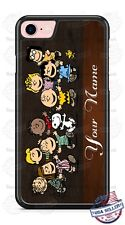 CHARLIE BROWN PEANUTS CARTOON PHONE CASE COVER FOR iPHONE SAMSUNG GOOGLE etc