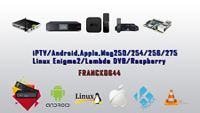 IPTV OFFICIEL, STABLE FULL HD 1080P/720P/ pour Smart TV, Android, MAG