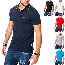 Jack & Jones Herren Poloshirt Polohemd Kurzarmshirt Herrenshirt Business Shirt