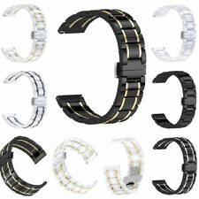 20/22mm Ceramic Watch Band Strap for Samsung Gear S3 Frontier/S2 Classic SM-R732