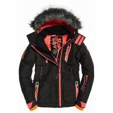 Veste De Ski Superdry Ultimate Snow Action Black
