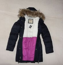 Womens Hollister by Abercrombie & Fitch Water Resistant Coat Jacket Size XS, S,
