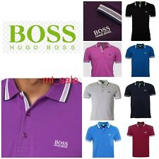 HUGO BOSS SHORT SLEEVE T-SHIRT REGULAR FIT FOR MEN NEW WITH TAG