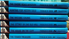 The Hardy Boys Series Books Pick From The List Volumes 1 - 6 , 1, 2, 3, 4, 5, 6