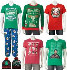 National Lampoon Christmas Pants T-Shirt Sweater Hat - Men's S M - New w/Tags!