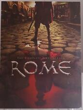 Rome - The Complete First Season (DVD, 2006, 6-Disc Set)