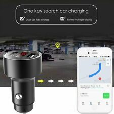 3.1A GPS Tracker Fast Car Charger Dual USB Quick Charger For 12V-24V Vehicle