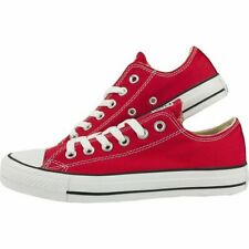 Converse All Star Unisex Chuck Taylor New Mens Womens Low Tops Trainers Pumps 6