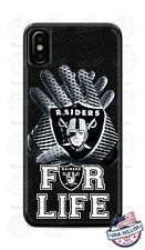 Oaklands Raiders For Life NFL Football Phone Case Cover For iPhone Samsung LG