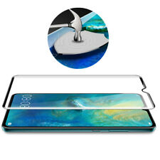 Curved Screen Protector Tempered Glass Guard Film For Huawei Mate 20 / 20 Pro 5D