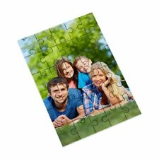 Personalised Photo Jigsaw Cardboard 15/30 Pieces