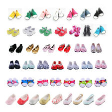Pretty Doll Shoes for 18'' inch American Doll Doll Clothes Dress Up Costume Accs
