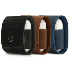 Londo Genuine Leather Case Compatible with Apple Airpods 2 and Airpods