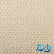Zorb 3D Cotton Absorbent Fabric - per Metre - UK Cheapest - Nappies CSP Pets