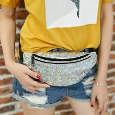 Women Waist Bag Belt Waterproof Designer Waist Pack Shoulder Fanny Pack Girls