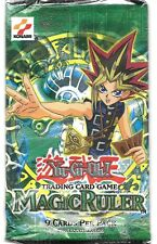 Yu-Gi-Oh Magic Ruler Card, Singles