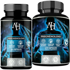 Apollo's Hegemony Pregnenolone 25 mg 60c / 10 mg 120c Promotes sexual functions