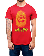 Liverpool Football T-Shirt Theyre In My DNA Mens Kids Womens Champions League