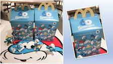 "60° Puffi 2018 FRANCIA Mc Donald's Happy Meal "" les Schtroumpfs"""