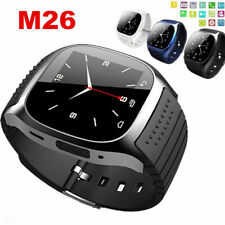Mate Muñeca Impermeable Bluetooth Smart Watch Para Android HTC Samsung iPhone