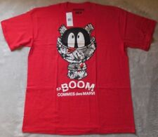 Looney Tunes Marvin the Martian in Spaceship with Ray Gun T-Shirt LARGE UNWORN