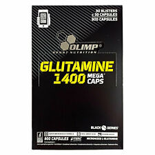GLUTAMINE BLISTERS SUPPLEMENT - Maximum Recovery & Muscle Mass Growth Support