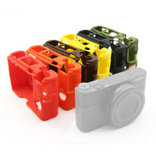 Silicone Armor Skin case Camera Cover Protector for Sony RX100III/V/IV M3/M4/M5