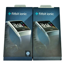 Fitbit Ionic GPS Smartwatch Bluetooth Activity Tracker (S & L Band Included)