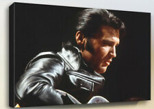 Elvis Presley Printed Canvas Wall Art Various Sizes Ready To Hang