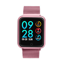 Smart Watch P68 fitness bracelet activity tracker heart rate monitor blood