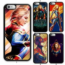 Avengers Captain Marvel Case Cover For Samsung Galaxy S20+ / Apple iPhone iPod