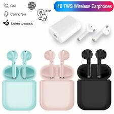 Wireless Earbuds Earbuds Headphones Headset For Apple iPhone 7 8 X XR XS Samsung