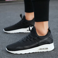 Men's Athletic Sneakers Sports Running Board Shoes Breathable Casual Walking