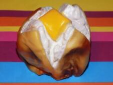 Realistc Baked Potato Butter Childrens Play Food Pretend Realistic Prop Daycare