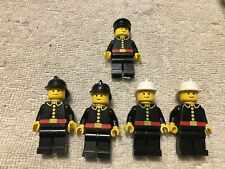 VINTAGE LEGO CLASSIC TOWN MINIFIGURES - FIRE FIGHTERS, POLICE, TOWN PEOPLE +++