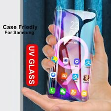 9D Tempered Glass Screen Protector [Case Friendly] For Samsung Galaxy S10 Plus