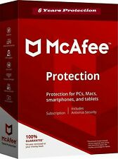 McAfee Total Security Antivirus, Security Suite Software 6 Years 10 PC Multi