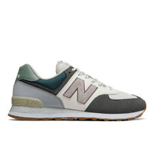 New Balance 574 ML574FTO Maroon Grey Ripstop Nylon