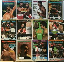 BOXING Sports Illustrated Magazines 1973-1997 *YOU PICK ISSUE*