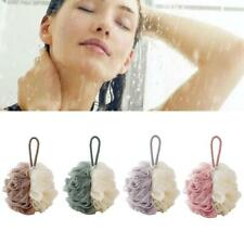 Loofah Bath Shower Sponge Pouf Mesh Ball Exfoliating Premium Scrubber Bath Good