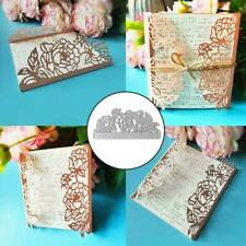 Metal Cutting Die Scrapbooking Card Making Album Embossing Craft Dies Y2V8